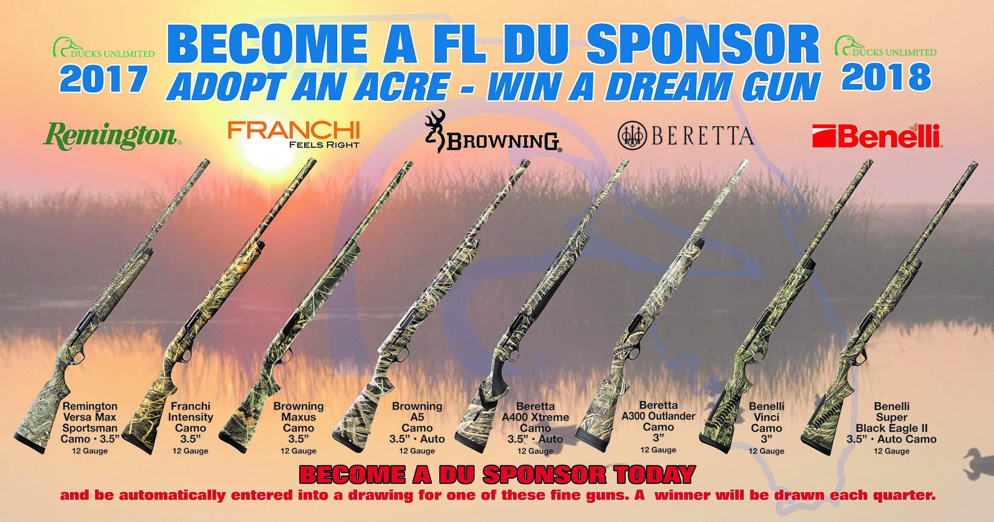 Sponsor Dream Gun